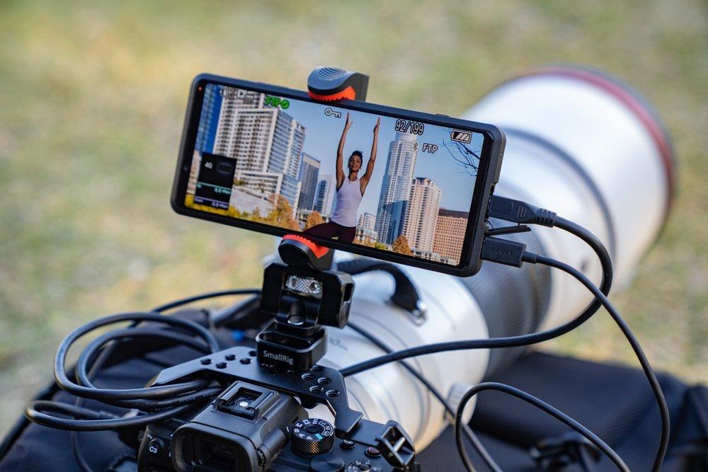 سونی اکسپریا پرو عرضه شد؛ مانیتور دوربین ۲۵۰۰ دلاری برای حرفهایها