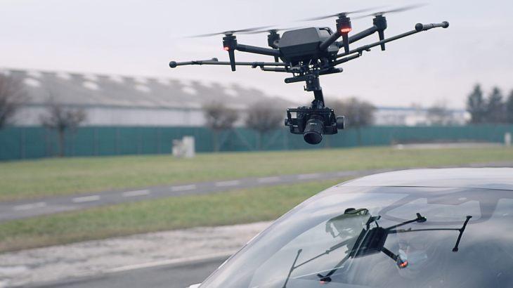 سونی از پهپاد Airpeak با قابلیت حمل دوربینهای این شرکت رونمایی کرد [تماشا کنید]