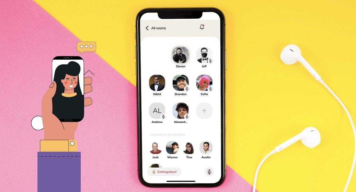 clubhouse app آینده شبکههای اجتماعی در سیطره ارتباطات صوتی اخبار IT