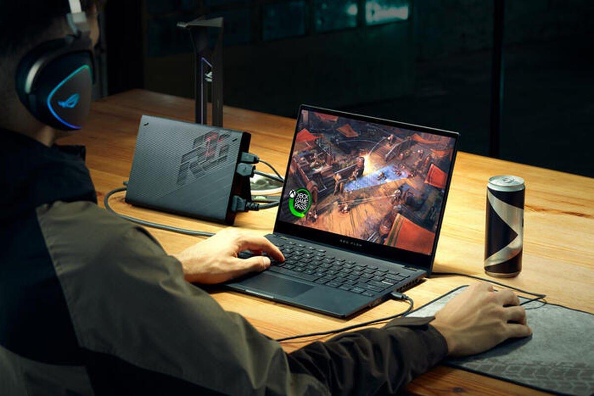 نسل جدید لپتاپهای گیمینگ ایسوس با پردازندههای رایزن ۵۰۰۰ معرفی شدند