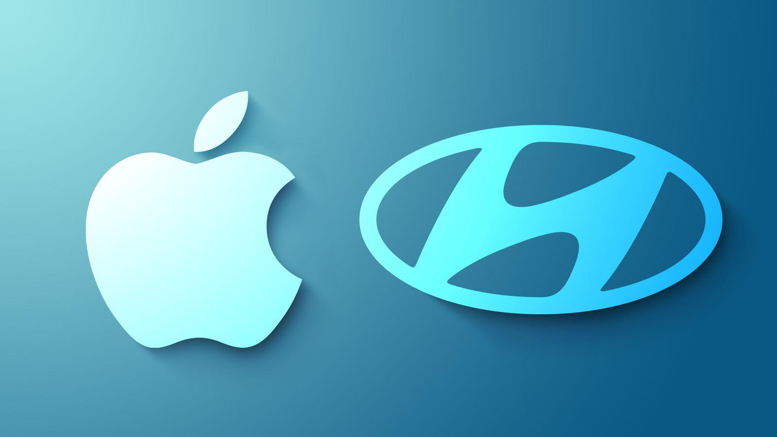 اپل و هیوندای