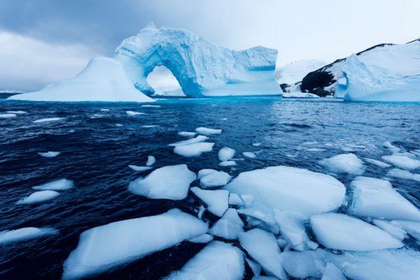 سرعت آب شدن یخهای طبیعی در ۳ دهه اخیر ۶۵ درصد افزایش یافت