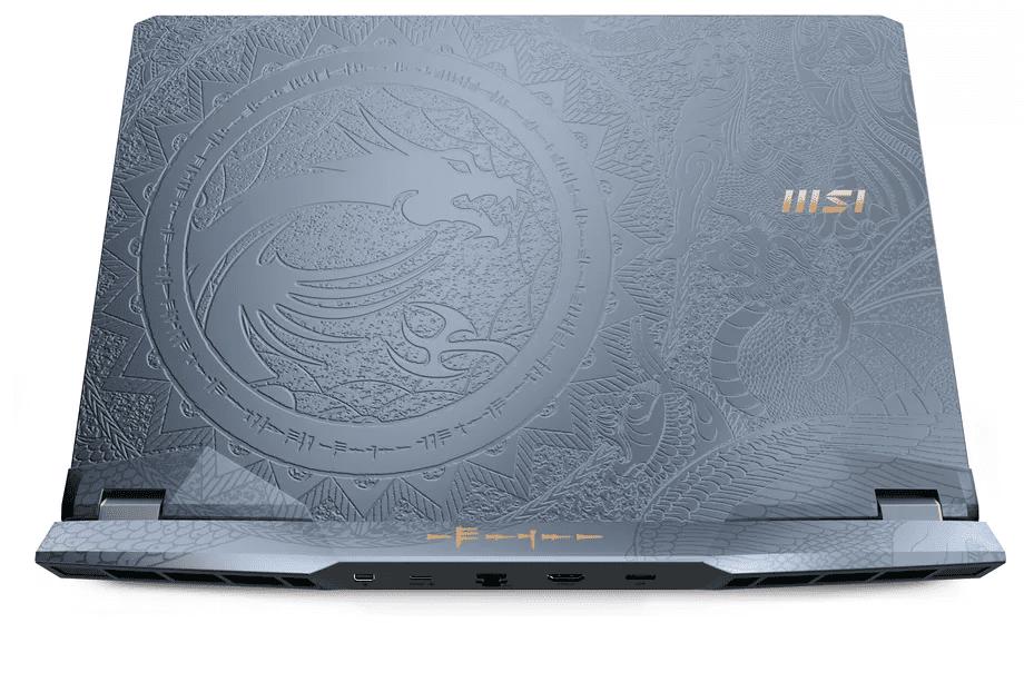 MSI از لپتاپهای جدید سری GE Raider با حکاکی خیرهکننده روی بدنه رونمایی کرد