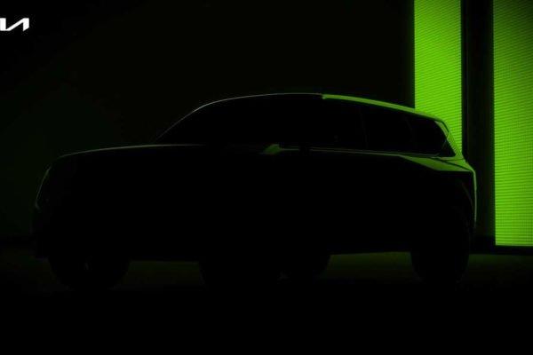 خودروی برقی کمپانی کیا ماه آینده میلادی معرفی میشود؛ کراساووری با برد 500 کیلومتر