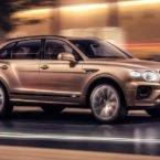 بنتلی بنتایگا هیبرید، فیس لیفت جدید برای لوکس ترین SUV هیبریدی بازار رسما معرفی شد