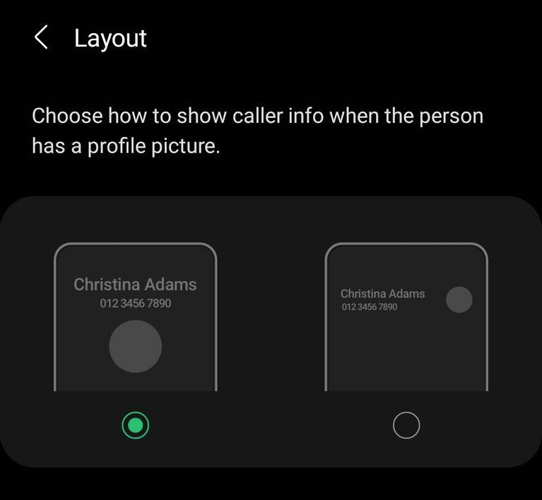 رابط کاربری One UI 3.0