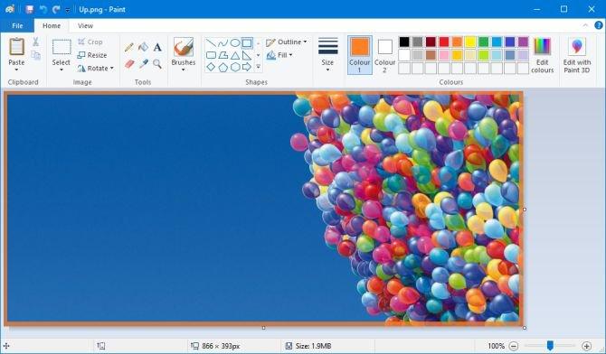 paint border 670x392 با بهترین ابزار سازنده کادر و حاشیه عکس آشنا شوید اخبار IT