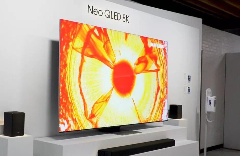 photo6030584724893840854 سامسونگ از تلویزیونهای جدید Neo QLED و MicoLED رونمایی کرد اخبار IT