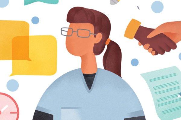 چهار روش برای تقویت مهارتهای نرم در دورکاری