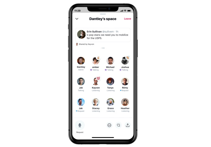 twitter space chat آینده شبکههای اجتماعی در سیطره ارتباطات صوتی اخبار IT
