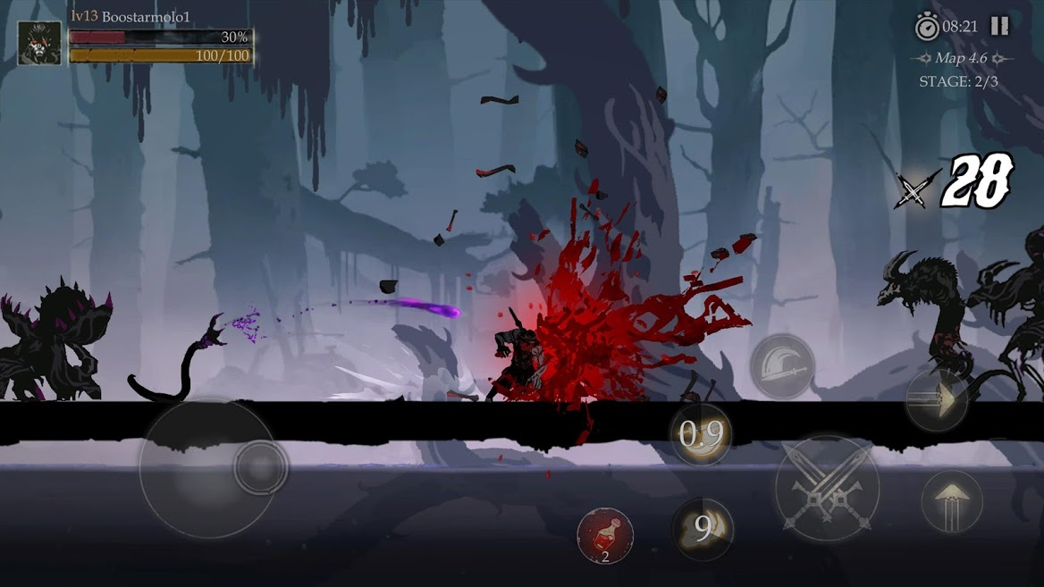 بازی Shadow of Death 2