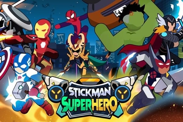معرفی بازی Super Stickman Heroes Fight؛ ابر قهرمانها در رینگ مبارزه