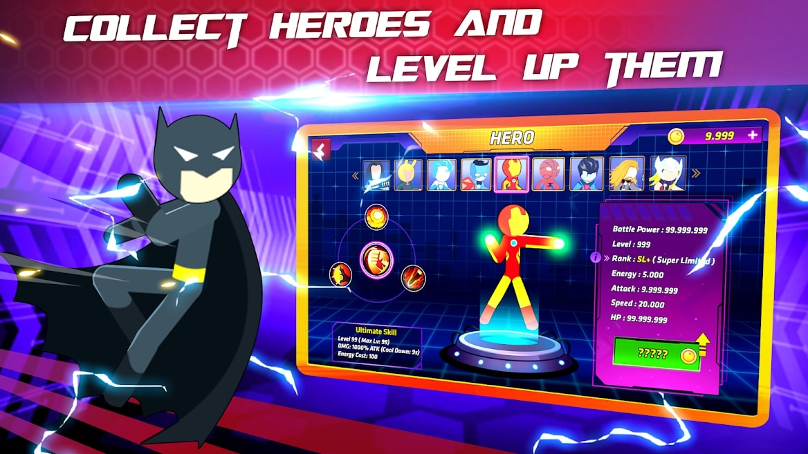 unnamed 2 5 معرفی بازی Super Stickman Heroes Fight