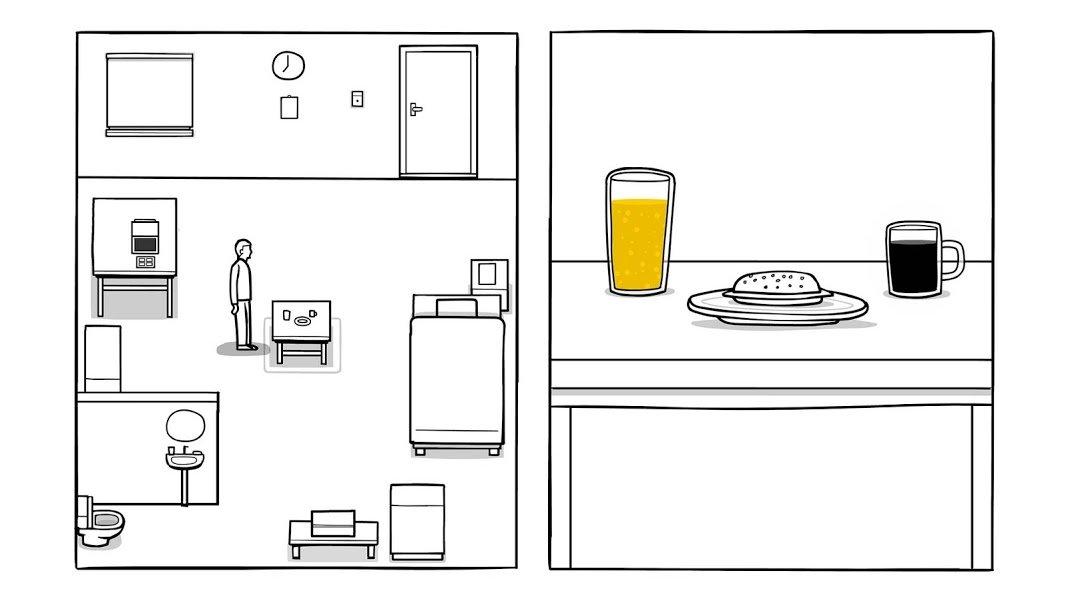 unnamed 2 معرفی بازی The White Door؛ تلاشی برای به یاد آوردن اخبار IT