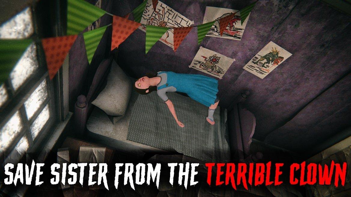 بازی Death Park 2: Scary Clown
