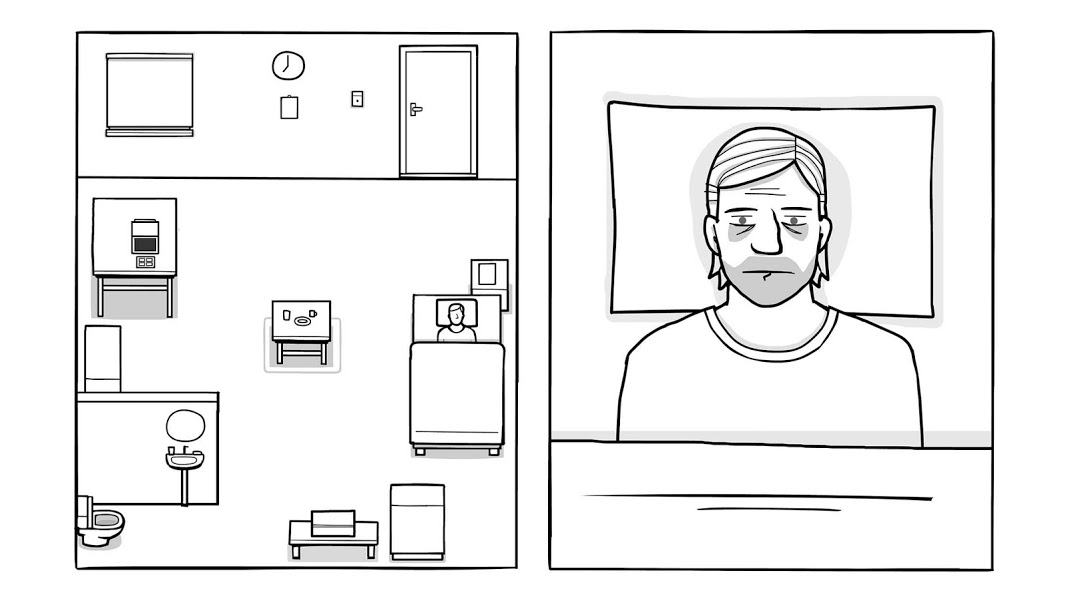 unnamed 4 معرفی بازی The White Door؛ تلاشی برای به یاد آوردن اخبار IT