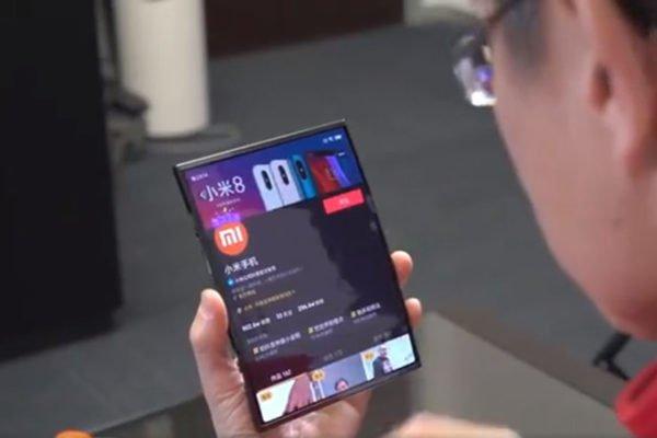 شیائومی، اوپو و ویوو احتمالا سال جاری میلادی از موبایل تاشو رونمایی میکنند