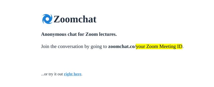 برنامه مکمل Zoom