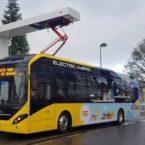 مشهد، اولین شهر میزبان اتوبوسهای برقی ساخت داخل