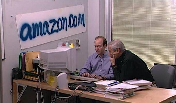 1 nBqy i5pjwnetDTOZfQWtg w1200 از کتابفروشی تا ستون فقرات اینترنت؛ مرور ۲۵ سال مدیریت جف بزوس بر آمازون اخبار IT