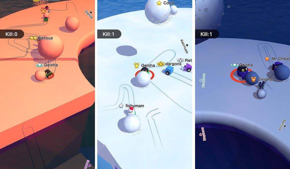 2 7 با بهترین بازیهای io موبایل آشنا شوید اخبار IT