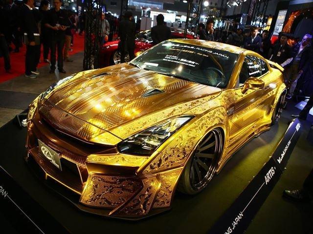 زیباترین نیسان GT-R جهان، نیم میلیون دلار قیمت خورد
