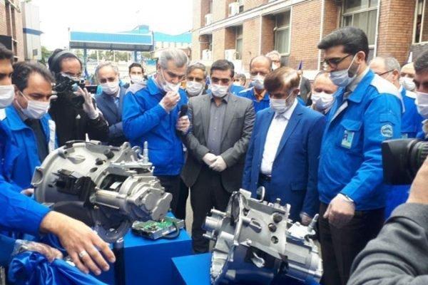 نصب گیربکس 6 سرعته ایران خودرو بر روی رانا پلاس و دنا پلاس 1400