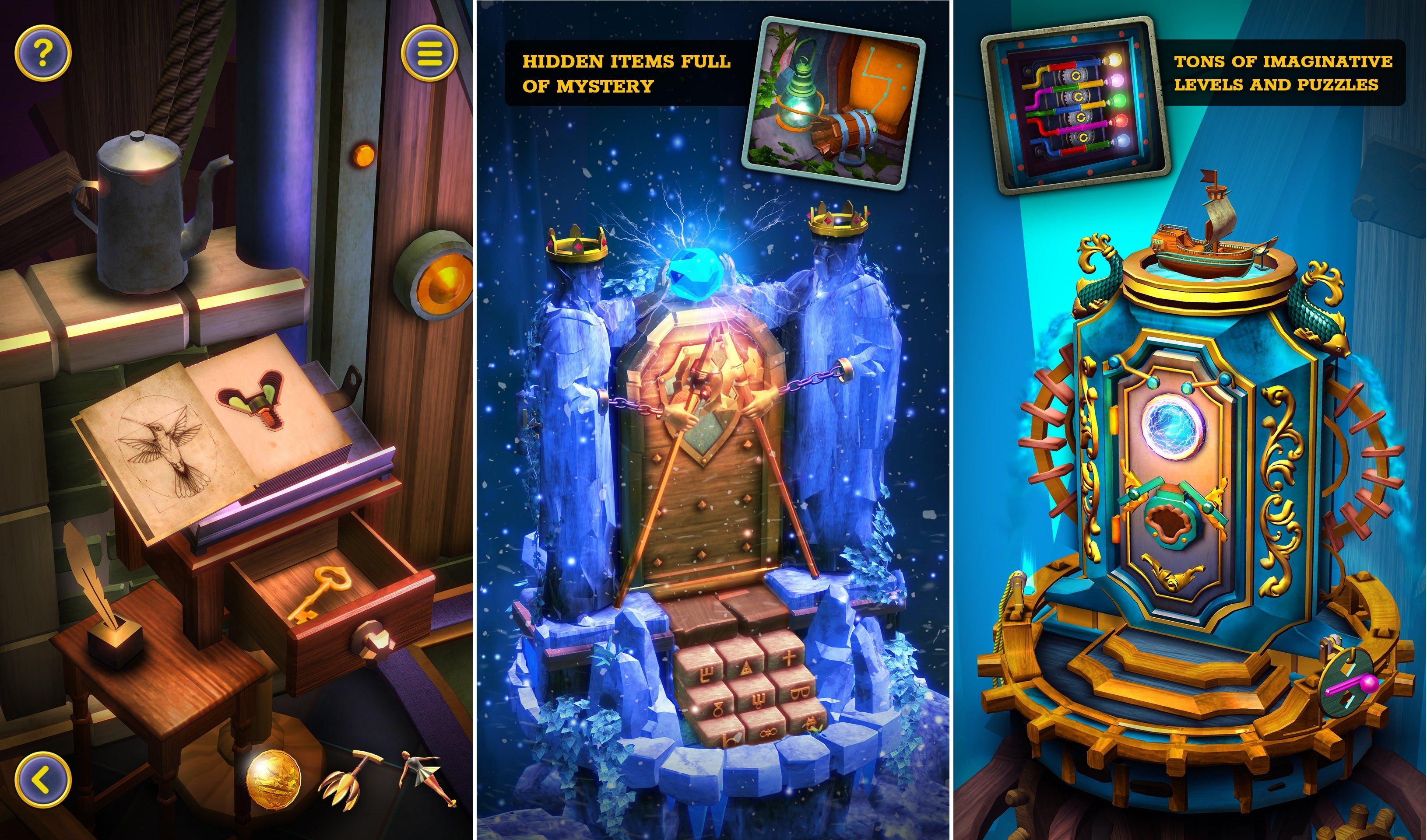 4 4 معرفی بهترین بازیهای اسکیپروم برای موبایل