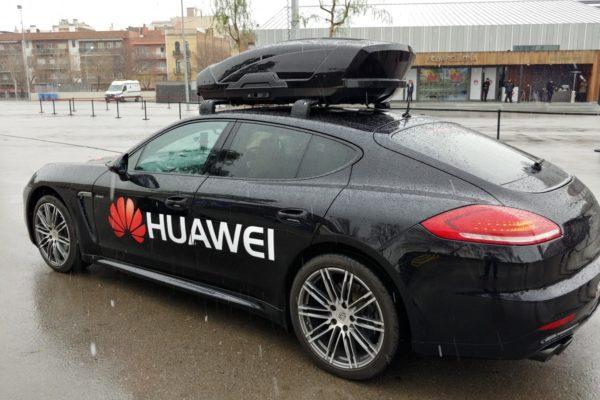 رویترز: اولین خودروی الکتریکی هواوی امسال روانه بازار میشود