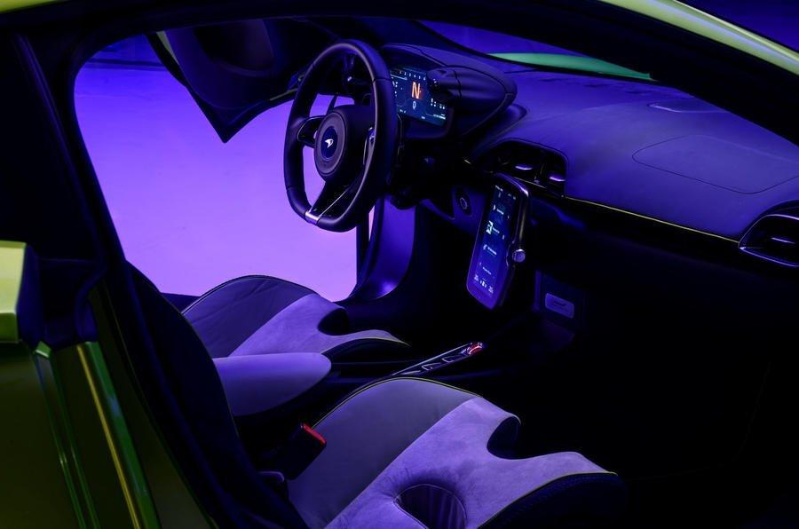 87 mclaren artura 2021 autocar images cabin مک لارن Artura PHEV هیبریدی معرفی شد؛ فصلی جدید در تاریخ مک لارن اخبار IT