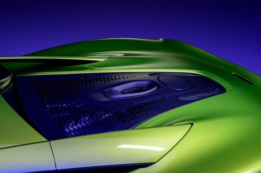 91 mclaren artura 2021 autocar images engine cover مک لارن Artura PHEV هیبریدی معرفی شد؛ فصلی جدید در تاریخ مک لارن اخبار IT