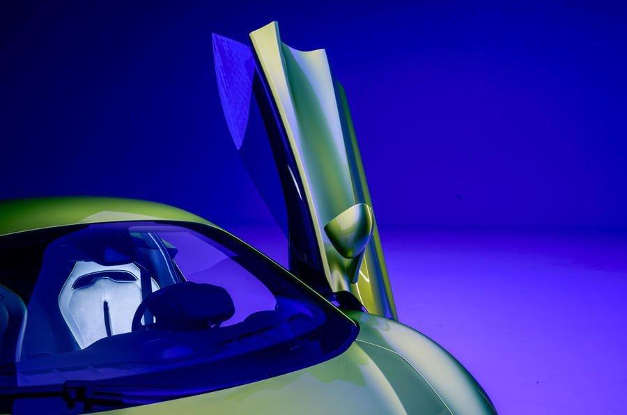 93 mclaren artura 2021 autocar images hinged doors مک لارن Artura PHEV هیبریدی معرفی شد؛ فصلی جدید در تاریخ مک لارن اخبار IT