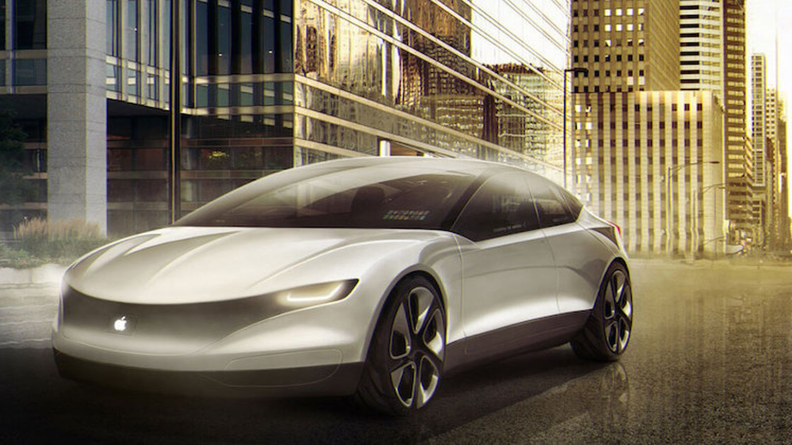 خودروی برقی اپل