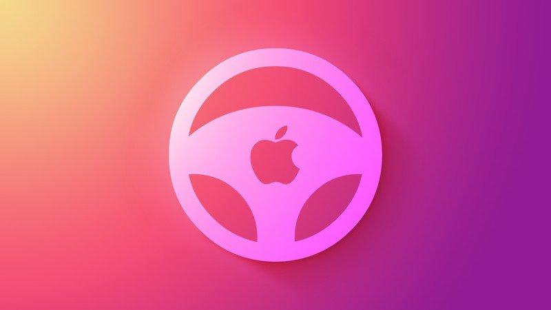 Apple car wheel icon feature triad سرمایهگذاری ۳.۶ میلیارد دلاری احتمالی اپل در کیا برای تولید سالانه ۱۰۰ هزار خودرو اخبار IT