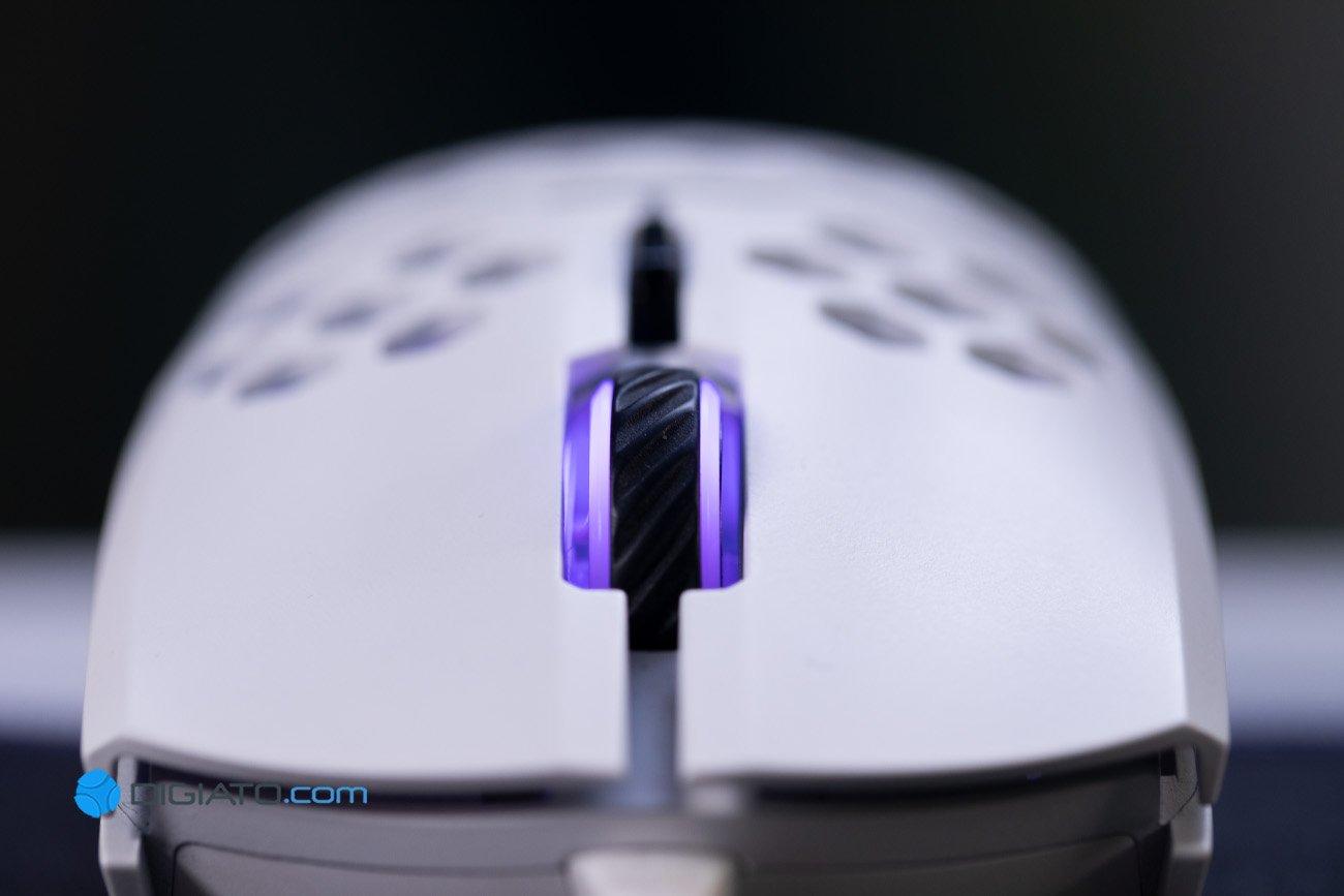 Digipic CoolerMaster MM711 13 بررسی ماوس گیمینگ کولر مستر MM711؛ حرفهای بازی کنید [تماشا کنید]