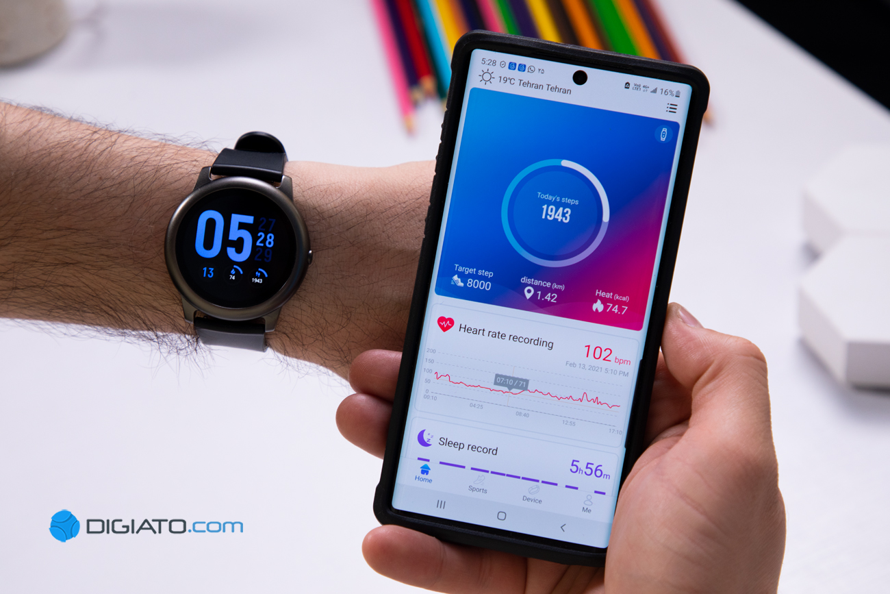 Digipic HaylouSolar 11 بررسی ساعت هوشمند هایلو سولار؛ پر فروش و پر دردسر [تماشا کنید] اخبار IT