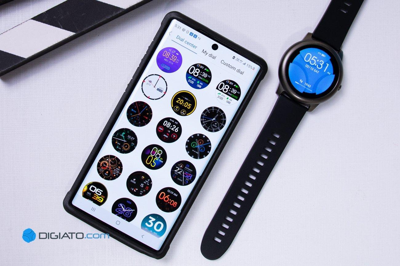 Digipic HaylouSolar 13 بررسی ساعت هوشمند هایلو سولار؛ پر فروش و پر دردسر [تماشا کنید] اخبار IT
