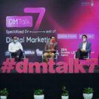 گزارش کامل رویداد «دی ام تاک»: دیجیتال مارکتینگ زیر ذره بین متخصصان