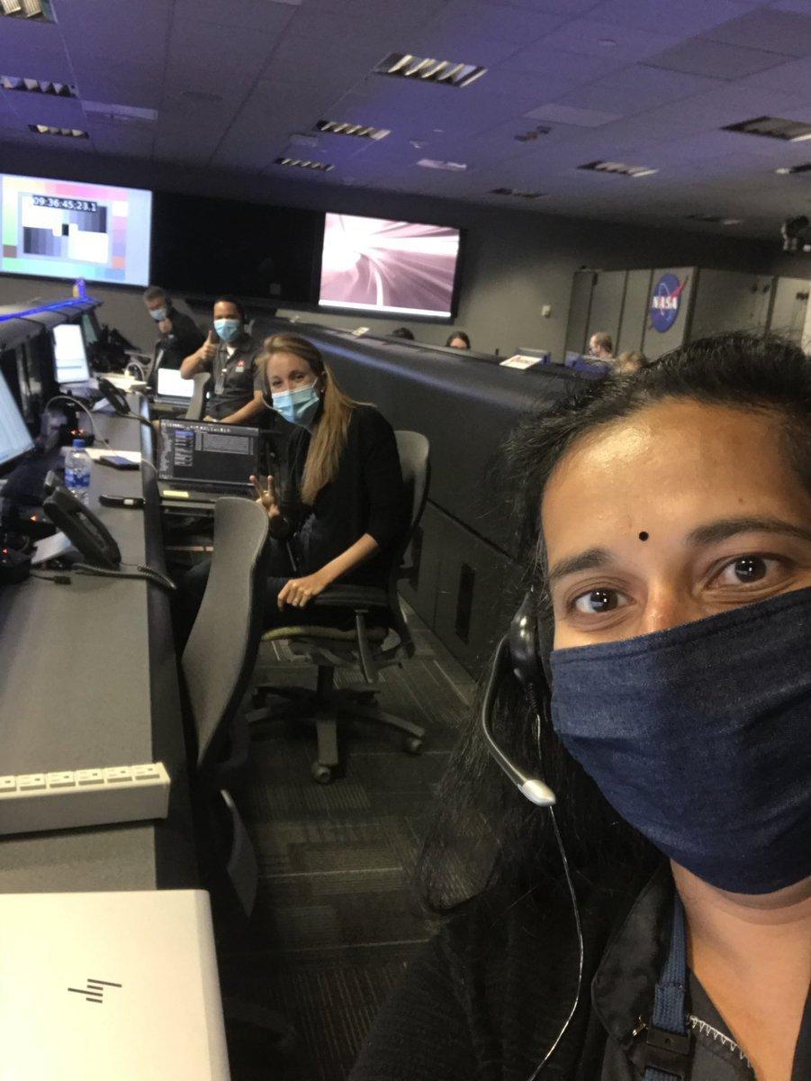 EdySvkkU4AMPGTb با سواتی موهان آشنا شوید: مدیر ارشد مأموریت مریخ ۲۰۲۰ ناسا اخبار IT