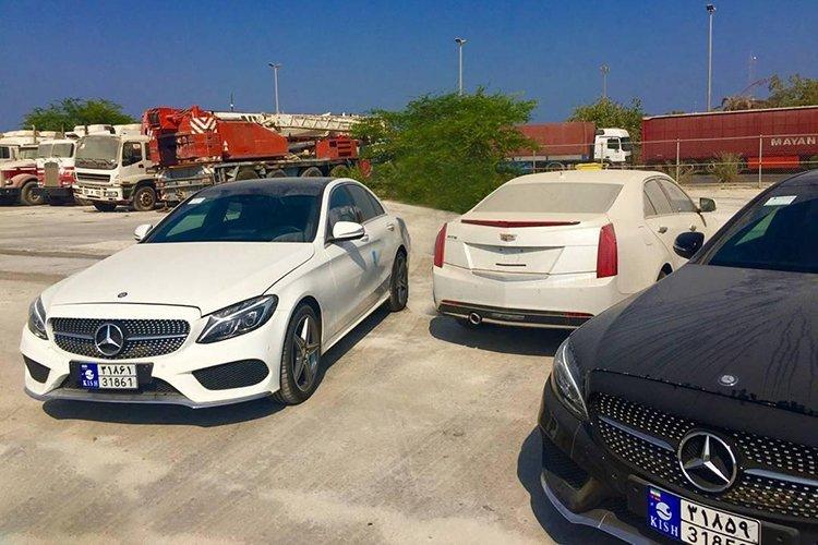 واردات خودروهای خارجی از مناطق آزاد