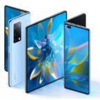 گوشی تاشوی هواوی میت ایکس ۲ با قیمت بیش از ۲۷۰۰ دلار رسما معرفی شد