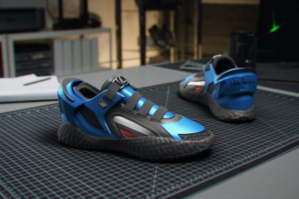 کفش لکسوس برای مشتریان سری IS معرفی شد