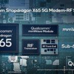 کوالکام از اسنپدراگون X65 رونمایی کرد: اولین مودم 5G دنیا با سرعت ۱۰ گیگابیت بر ثانیه