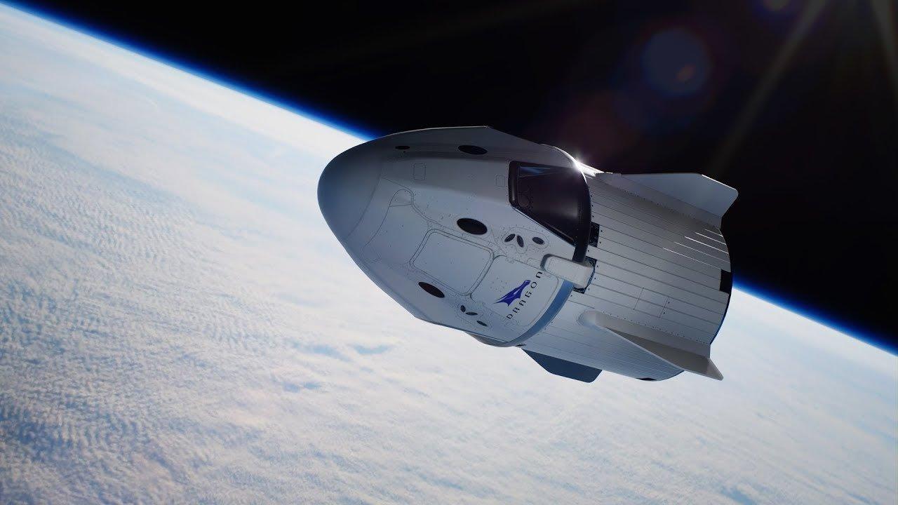 اسپیس ایکس در اولین ماموریت فضایی کاملا شخصی افراد عادی را به مدار میبرد