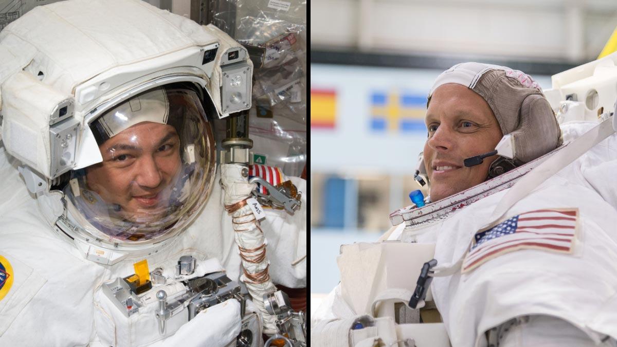 ناسا نام فضانوردان چهارمین ماموریت عملیاتی کرو دراگون اسپیس ایکس را اعلام کرد