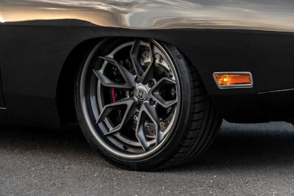 SpeedKore Dodge Charger Hellraiser 21 اسپیدکور Hellraiser معرفی شد؛ یک خودروی آتشین بر مبنای دوج چارجر 1970 اخبار IT