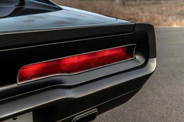 SpeedKore Dodge Charger Hellraiser 24 اسپیدکور Hellraiser معرفی شد؛ یک خودروی آتشین بر مبنای دوج چارجر 1970 اخبار IT