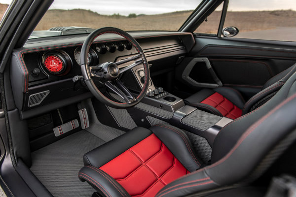 SpeedKore Dodge Charger Hellraiser 31 اسپیدکور Hellraiser معرفی شد؛ یک خودروی آتشین بر مبنای دوج چارجر 1970 اخبار IT