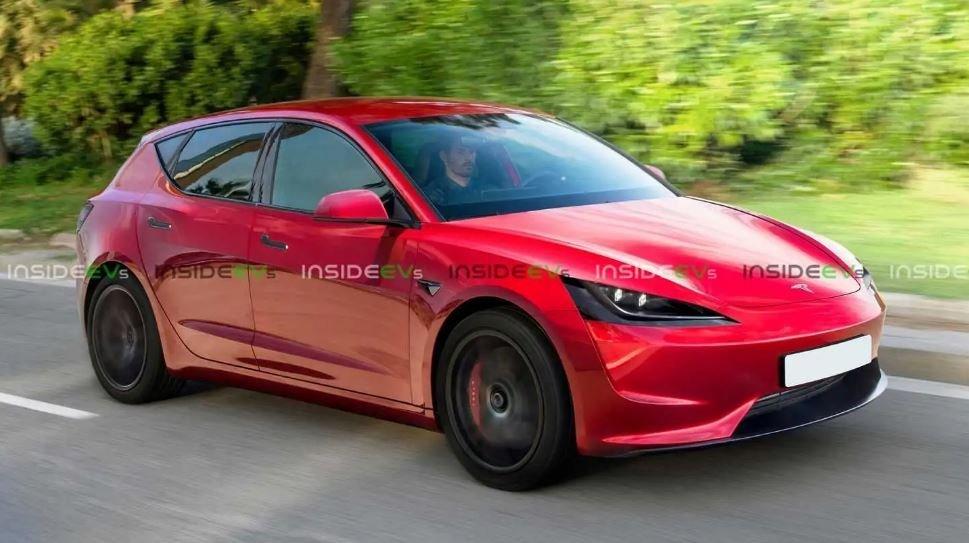 TESLA 25 تسلا به دنبال ساخت یک خودرو اقتصادی 25000 دلاری است اخبار IT