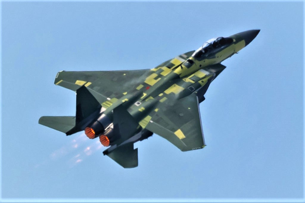 جنگنده جدید F-15EX با «ستون فقرات دیجیتال» برای اولین بار پرواز کرد